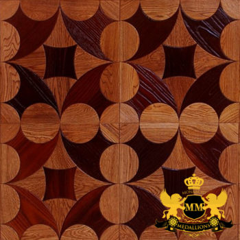 Bespoke Custom Parquet Art Wood FLooring by Monarchy Medallions (75 of 535)
