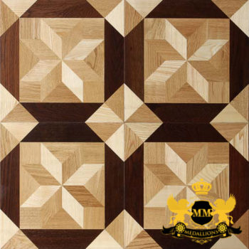 Bespoke Custom Parquet Art Wood FLooring by Monarchy Medallions (9 of 535)