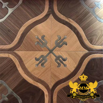 Parquet Monarchy flooring metal (3 of 4)